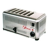 FOMAC Bread Toaster 6 Slice [BTT-DS6] - Toaster